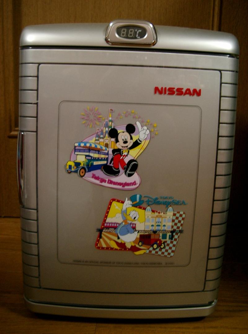 ディズニー冷蔵庫